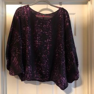 Vince Camuto Tops - Vince Camino Satiny Dolman Top Like New - XL